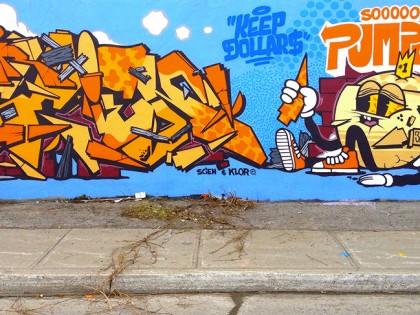 123Klan – Graffiti