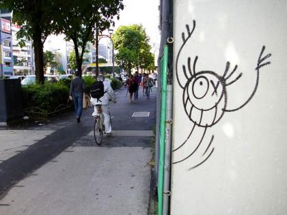 André Saraiva – Graffiti Tokyo, Japan 2005
