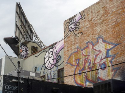 André Saraiva – Mr A – Graffiti Los Angeles 2006