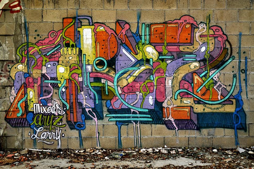 Aryz-et-Larry-graffiti-wall-mural-painting-street-art-urbain-espana-2014-web