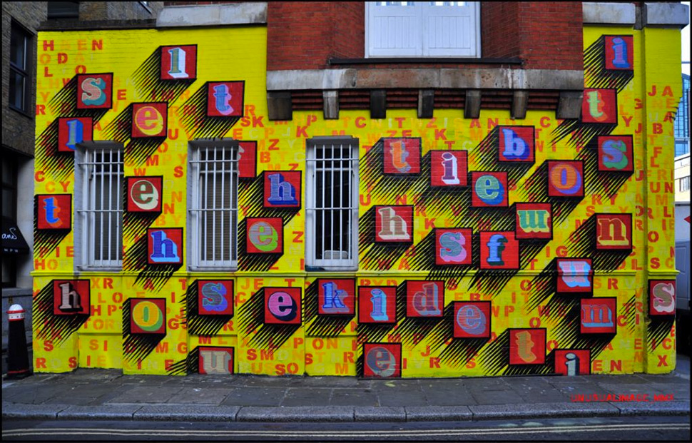 Ben-Eine-london-letter-building-graffiti-spray-bomb-wall-painting-street-art-urbain-2010-web