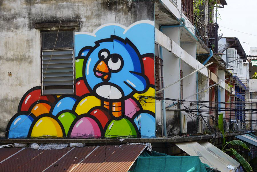 Birdy-Kids-Bangkok-graffiti-wall-painting-print-street-art-urbain-asie-2014-web