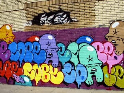 Cope2 et Flyng Fortress – Bronx 2012