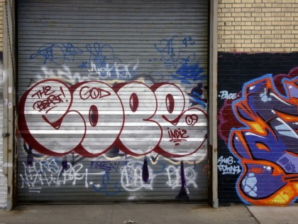 Cope2 – Graffiti 2009