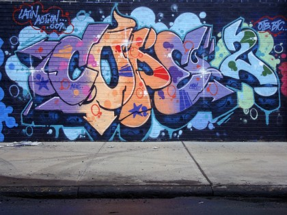 Cope2 – Graffiti 2010