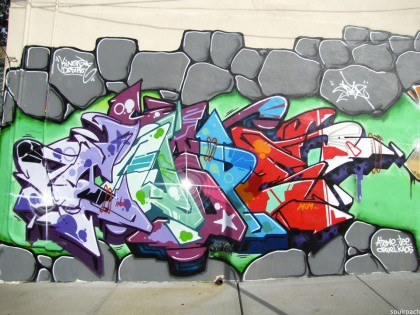 Cope2 – Graffiti 2012