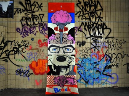 D*Face – Graffiti 2010