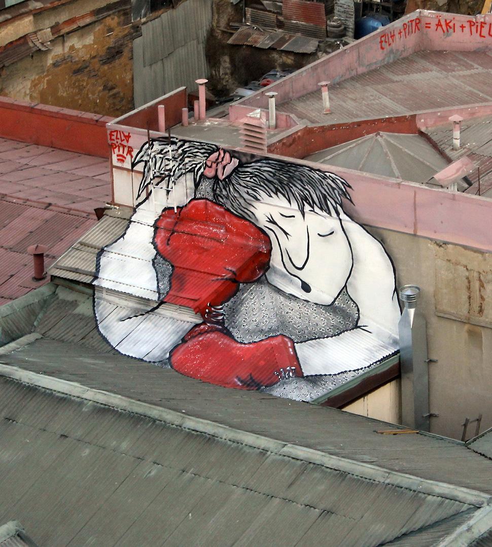 Ella-&-Pitr-Chilie-santiago-girl-box-sleeping-piece-street-art-ubrain-mumy-les-papiers-peintres-2014_2-web