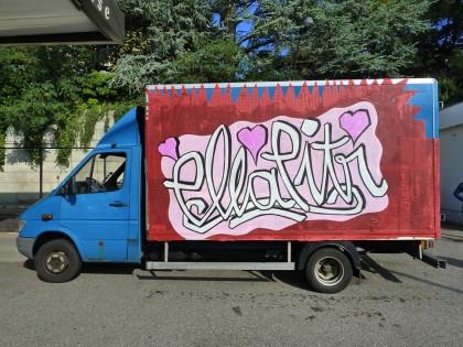 Ella & Pitr – Camion 2013