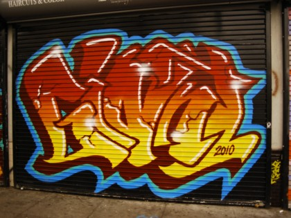 Mike Giant – Graffiti 2010