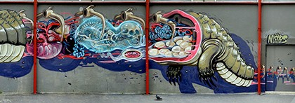 Nychos – Graffiti 2012