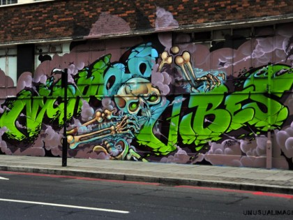 Nychos – Graffiti Vibes 2010