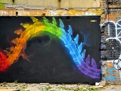 Shok-1 – Graffiti xray 2013