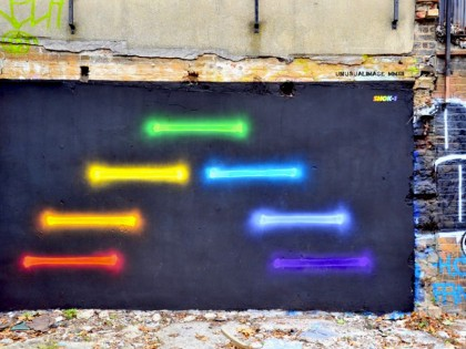 Shok-1 – Graffiti xray london  2013