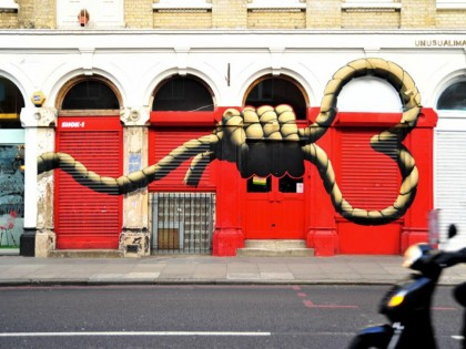 Shok-1 – Graffiti Londres 2010