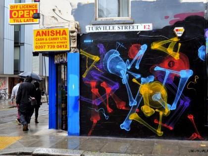 Shok-1 – Xray graffiti 2012