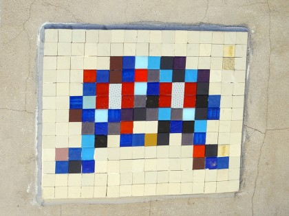 Invader – Los Angeles 2006