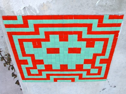 Invader – Invasion wave – Los Angeles – 2006