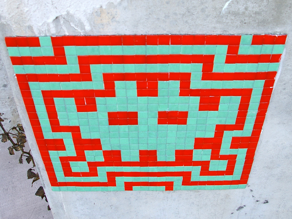 Space-Invader---Los-Angeles-Invasion-Wave-06-red-greeen-web
