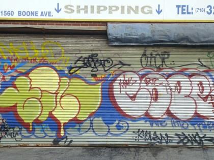 Tilt, Cope2 – Bronx 2010
