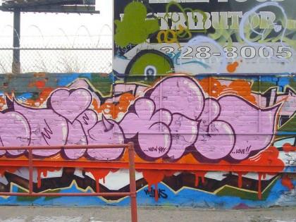 Tilt et Indie – Graffiti 2009