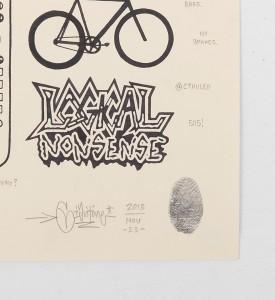 mike giant famous amos draw tattoo dessin rebel8 original artwork print pencil illustration 2