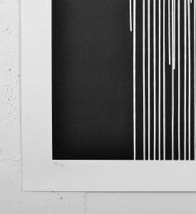 zevs ysl print lithography lithographie street art urbain graffiti artwork 2
