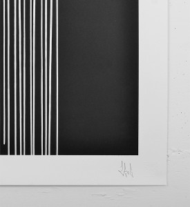 zevs ysl print lithography lithographie street art urbain graffiti artwork 3