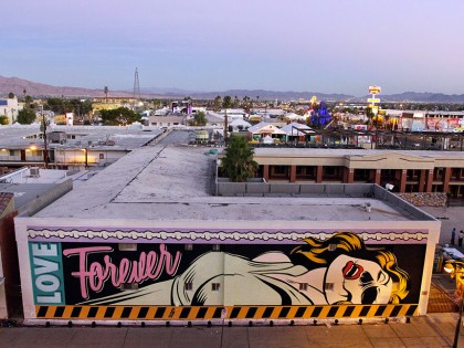 DFace • Love Forever • Los Angeles (US)