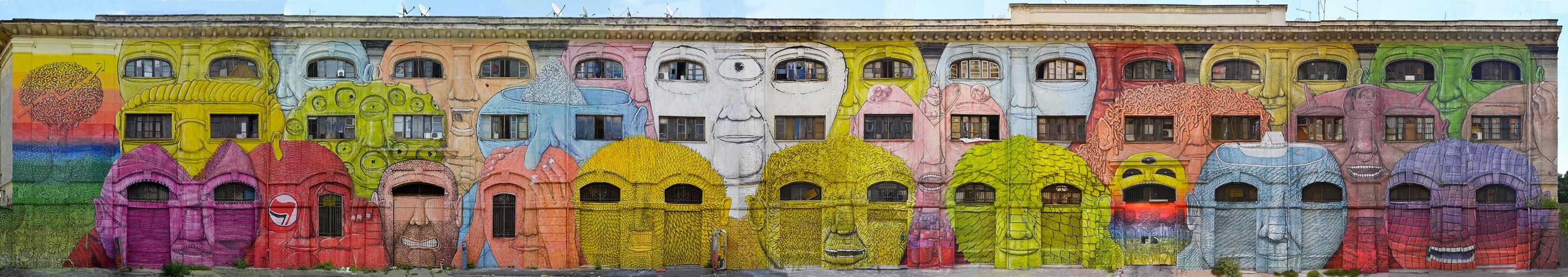 Blu-mural-street-art-Via-Del-Porto-Fluviale-Rome-italie-graffiti-3