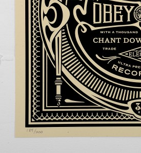 Obey_shepard_fairey_print_audio graffiti street art urbain serigraphie obey giant soldart.com sold art galerie art urbain online street art gallery_2