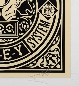 Obey_shepard_fairey_print_vive_le_rock_graffiti street art urbain serigraphie obey giant soldart.com sold art galerie art urbain online street art gallery 3