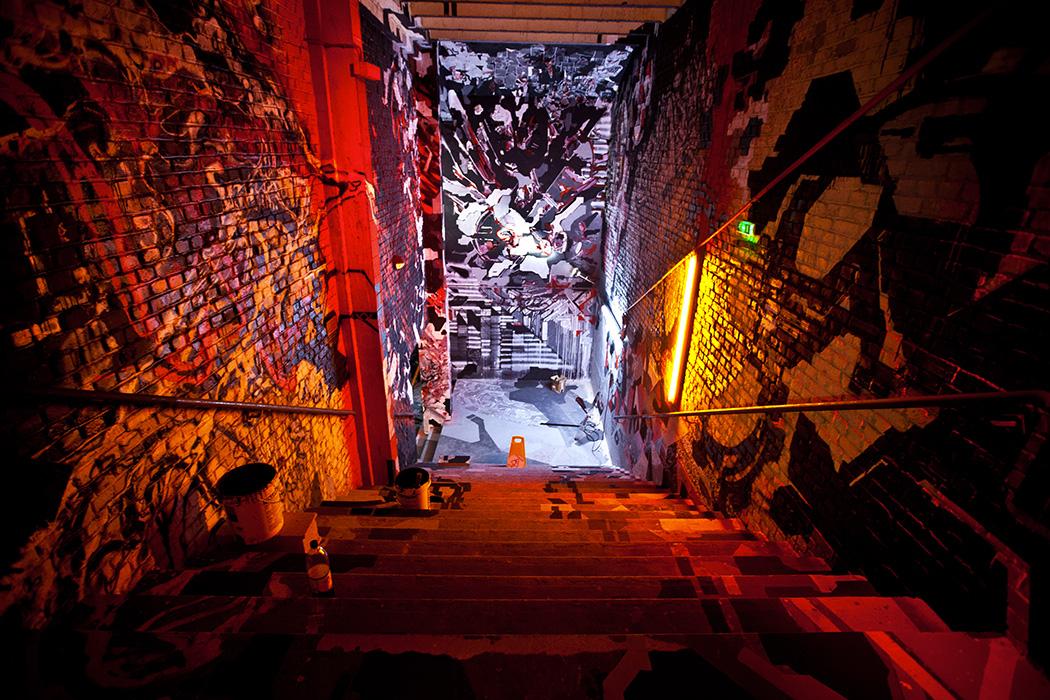 Lek-&-Sowat-Dem189-Wxyz-Rizot-Horfee-Velvet-Zoer-Sambre-Les-entrailles-du-Palais-Secret-Palais-de-Tokyo-2013-Photo-Nibor-Reiluos