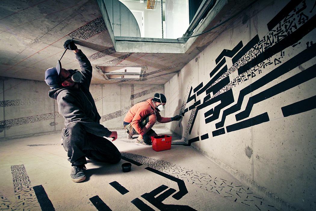 Lek-et-Sowat-Futura-Mode2-Underground-Doesnt-Exist-Anymore-Palais-de-Tokyo-2014-Photo-par-Nicolas-Gzeley
