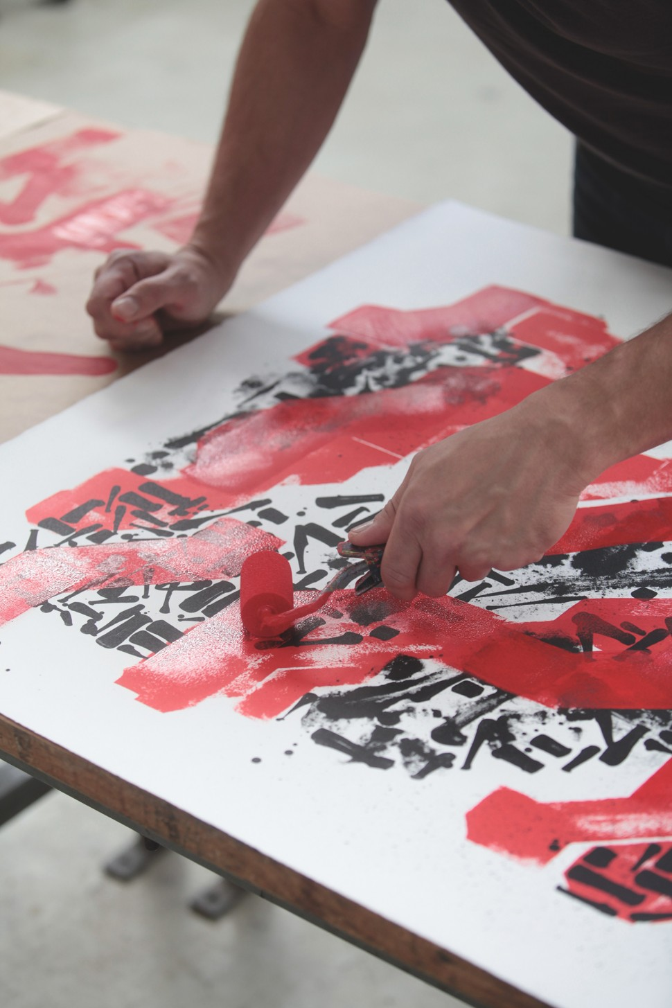 lek_sowat_paper_trail_lithographie_DMV_da_mental_vaporz_stone_film_urdla_graffiti_print_fine_art_paris_soldart_traditional_culture_calame_calligraphy_edition_royx_nicolas_royol_DJL