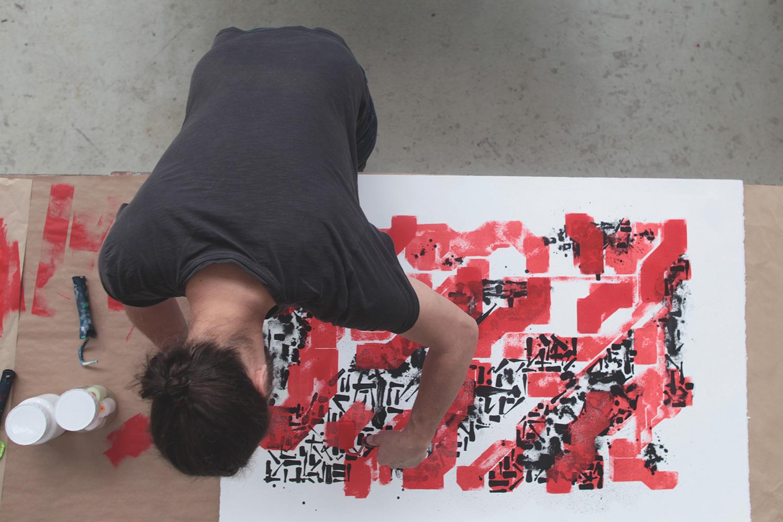 lek_sowat_paper_trail_lithographie_DMV_da_mental_vaporz_stone_film_urdla_graffiti_print_fine_art_paris_soldart_traditional_culture_calame_calligraphy_edition_royx_nicolas_royol_PRT