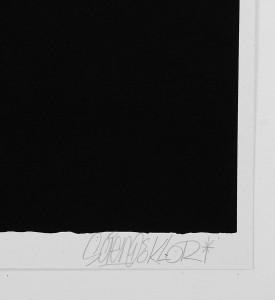 123klan-scien-klor-MISTER CARD MASCOT montreal-graffiti-screen print silkscreen soldart.com buy sell art acheter vendre oeuvre art sold art galerie art urbain en ligne online street art gallery 2