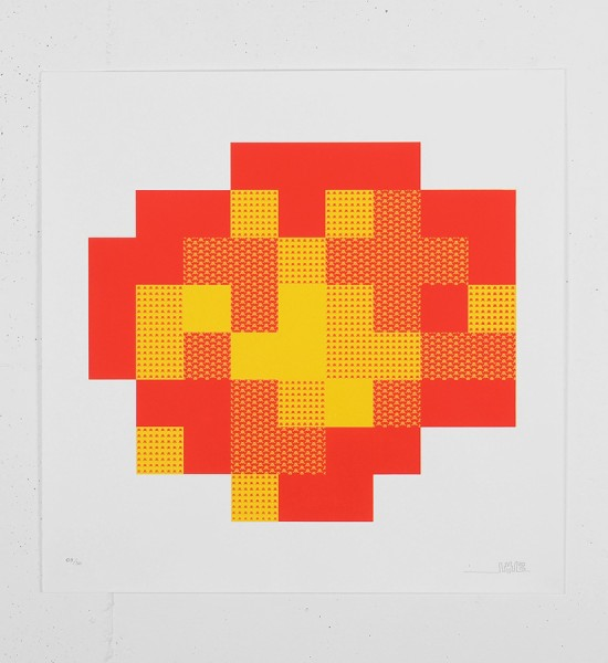 invader-explosion-print-hoca-foundation-hong-kong-art-streetart-sell buy-art-paris-spaceinvader-exhibition soldart.com sold art galerie art urbain online street art gallery