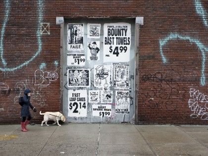 Faile • Mural • Brooklyn – New York – 2011