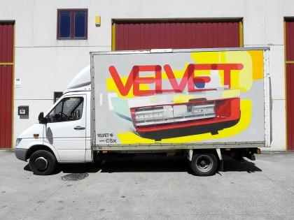 Velvet – Vitoria, Spain – 2013
