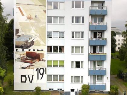 Zoer & Velvet • Wall in Bielefeld (DE) – 2014