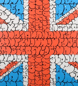 Tilt-anarchy in the uk-flag-pow-pictures-on-walls-screen print-serigraphie-signed-numbered-3
