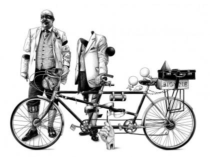 Ugo Gattoni • Illustration