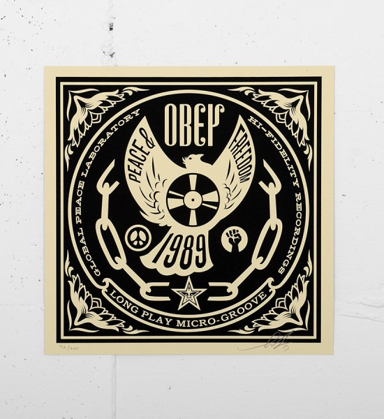 Obey_shepard_fairey_50 Shades of Black Box Set obey giant serigraphie screen print soldart.com sold art galerie art en ligne online street buy art sell gallery-1989-records-cover