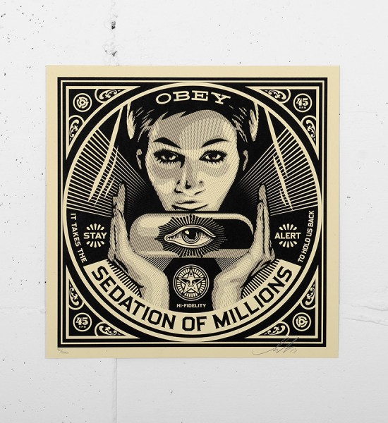 Obey_shepard_fairey_50 Shades of Black Box Set obey giant serigraphie screen print soldart.com sold art galerie art en ligne online street buy art sell gallery-sedation-of-millions-records-cover