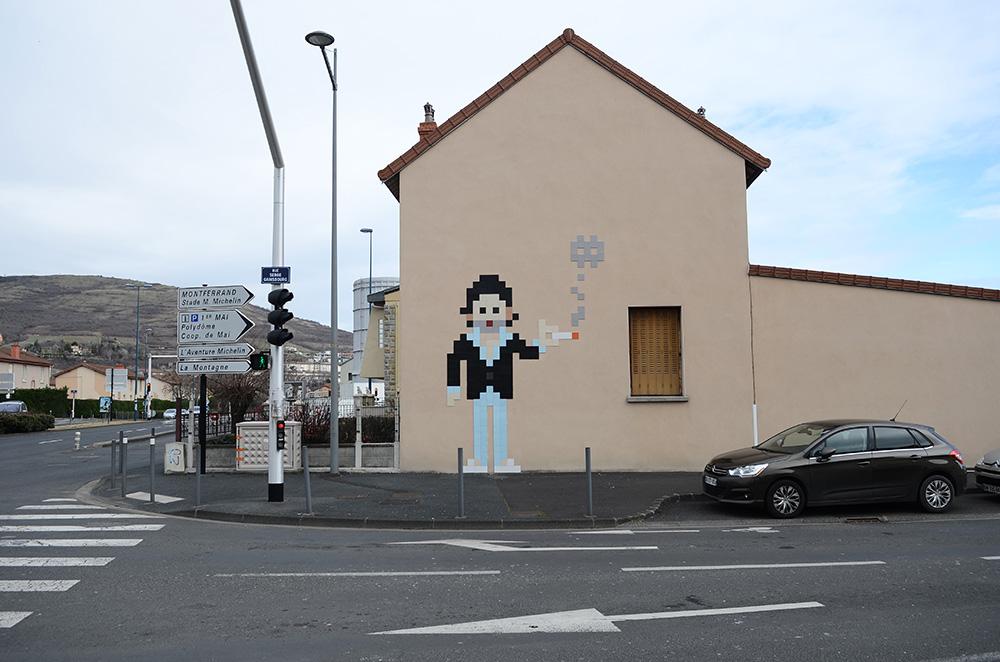 Invader-Clermont-Ferrand-invasion-Short-Film-Festival-CLR_14-Serge-Gainsbourg-Rue-la-Coope-2