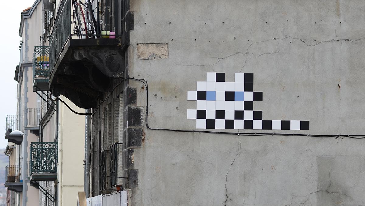 Invader-Clermont-Ferrand-invasion-Short-Film-Festival-CLR_19-Musee-Bargoin.-3