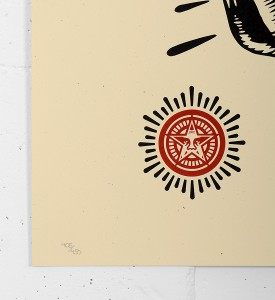Shepard-Fairey-Corporate-Welfare-Print-Obey-Giant-Be-A-Maker-Poster-obey giant serigraphie screenprint soldart com online street art gallery-1