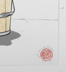 ella_pitr_ellapitr_serigraphie_print_jambes_dans_le_seau_art_street_geant_anamorphose screen print hand painted multiple soldart sold art urbain online gallery_10