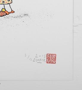 ella_pitr_ellapitr_serigraphie_print_mamies-scarabees_art_street_geant_anamorphose_screen print hand painted multiple soldart galerie art gallery-14